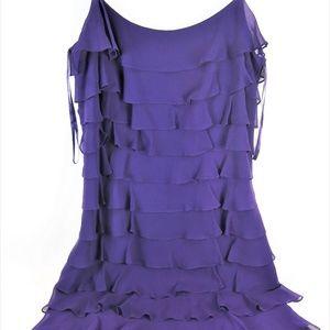 Women's Purple Ralph Lauren dress/skirt size 10